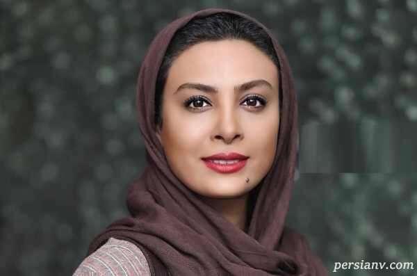 حدیثه تهرانی و همسرش کیان