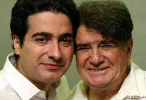 خسرو آواز ایران و پسرش