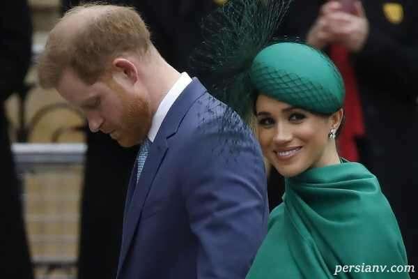 عروس جنجالی خاندان سلطنتی