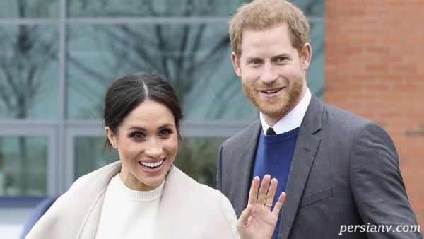 شاهزاده هری و همسرش