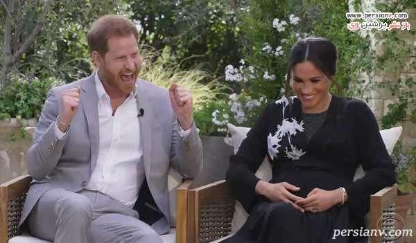 مصاحبه شاهزاده هری