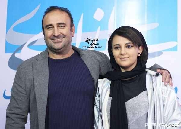 بازیگر پایتخت و دخترش