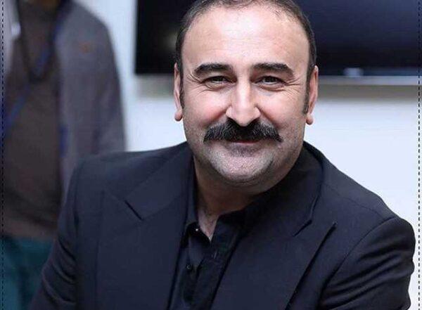 """جشن تولد مهران احمدی بازیگر """"می خواهم زنده بمانم"""" در ۴۷سالگی"""