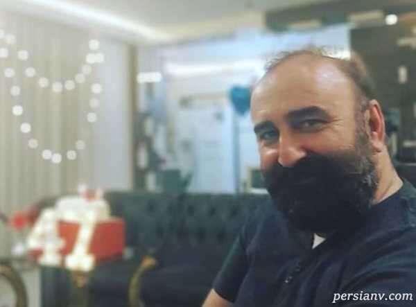 جشن تولد مهران احمدی