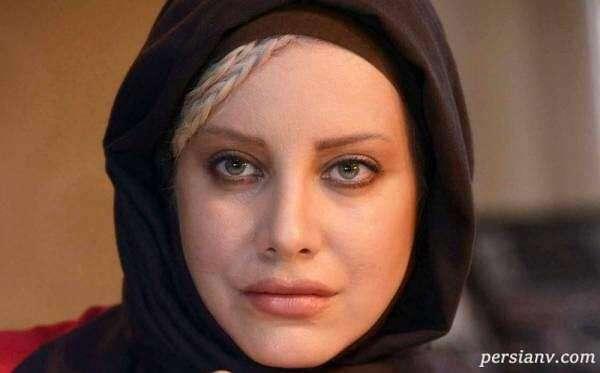 گریم جدید شراره رخام در نقش عروسی زیبا