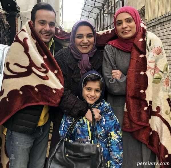 عکس جدید الهام پاوه نژاد