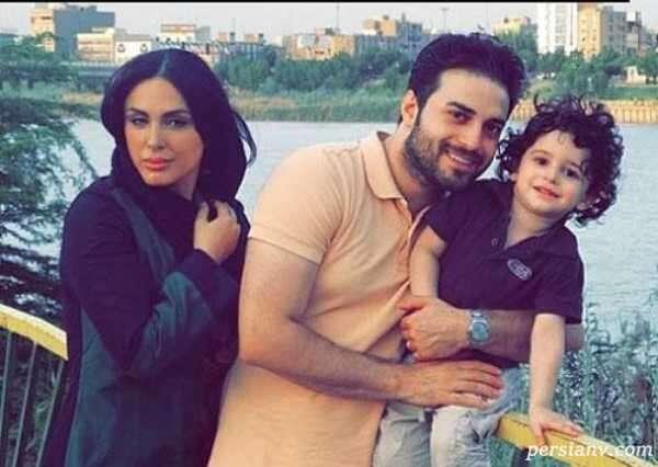 عکس جدید مروارید شهریاری همسر سابق بابک جهانبخش