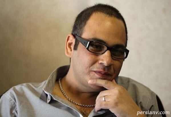 عکس جدید رضا داوودنژاد با چهره ای متفاوت و استایل مافیایی
