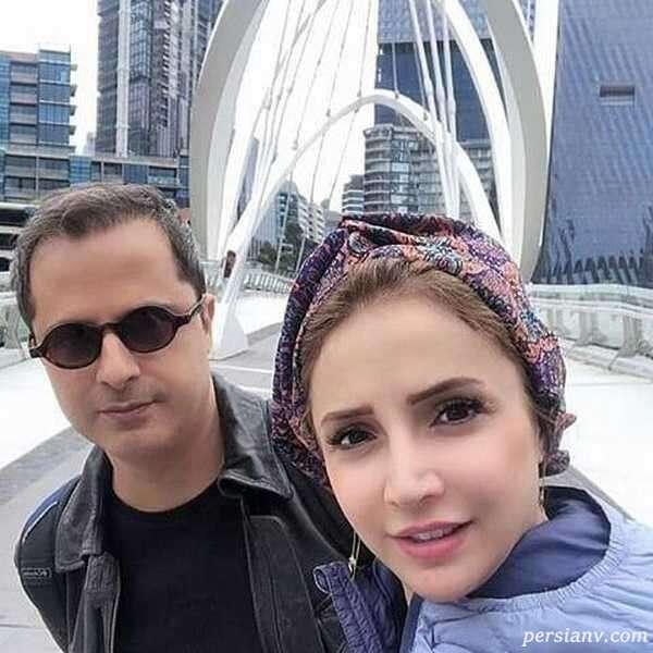 عکس آتلیه ای شبنم قلی خانی