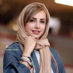 عکس آتلیه ای شبنم قلی خانی در روزهای پایانی سال