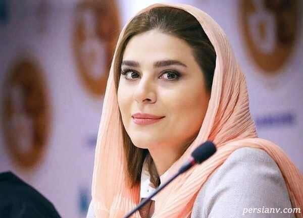 سحر دولتشاهی و پدرام شریفی در پشت صحنه سریال میخواهم زنده بمانم