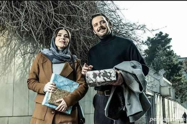 سحر دولتشاهی و پدرام شریفی