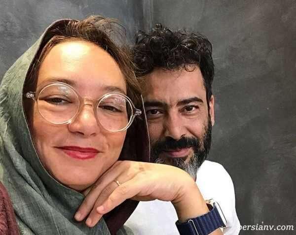 سحر ولدبیگی در کنار همسرش