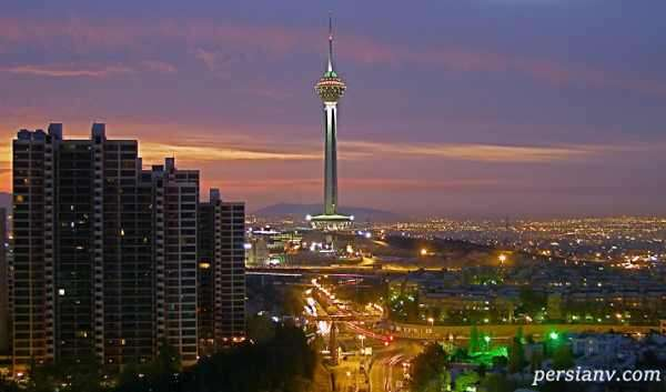 بلندترین برج ایران
