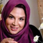 گریم عجیب شهره سلطانی بازیگر خانه امن