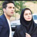 سولماز غنی بازیگر سریال ملکه گدایان و همسرش