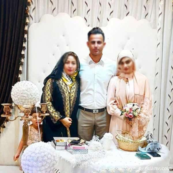 علی شکارچی و همسرانش