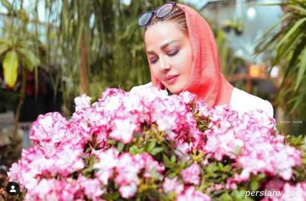 عکس جذاب بهاره رهنما