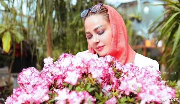 عکس زیبا بهاره رهنما