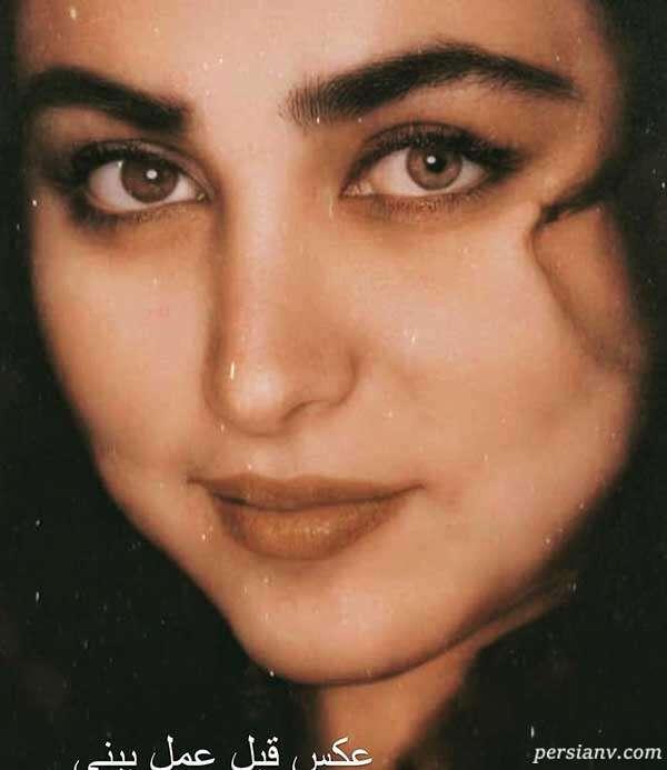 بازیگر زن در 18 سالگی