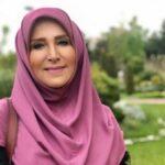 جشن تولد ژیلا امیرشاهی مجری محبوب تلویزیون در ۶۱ سالگی
