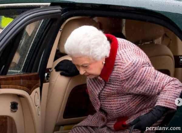 خودرو ملکه انگلیس