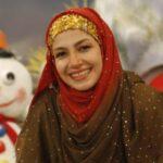 عکس کودکی ملیکا زارعی مجری مراسم جشن عبادت در ۹ سالگی