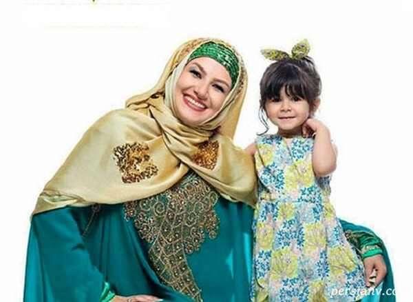 عکس کودکی ملیکا زارعی