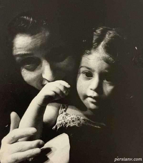 تبریک ژاله صامتی به دخترش