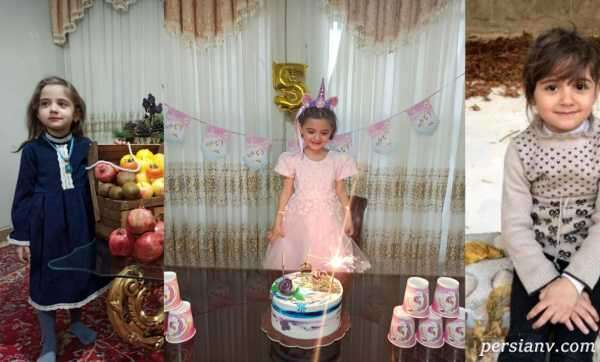 مرگ دختر 5 ساله