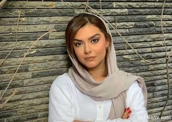 جدیدترین استایل دنیا مدنی دختر رویا تیموریان بازیگر