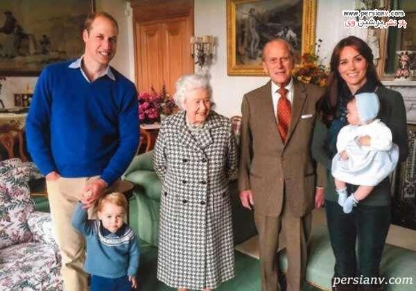 نتیجه های ملکه الیزابت