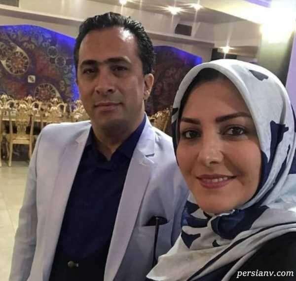 المیرا شریفی مقدم مجری اخبار