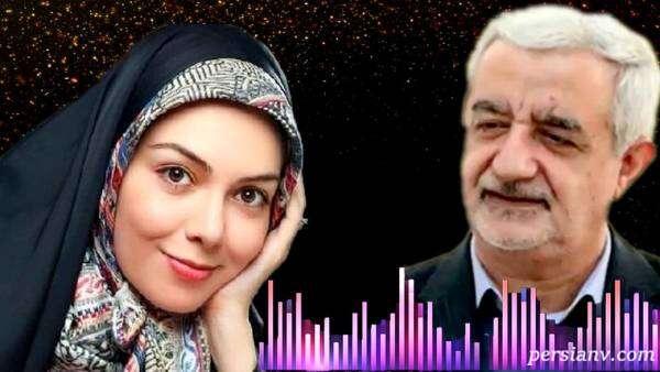 اولین واکنش پدر همسر آزاده نامداری درباره علت درگذشت غیرمنتظره عروسش