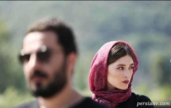 تبریک عاشقانه فرشته حسینی به مناسبت تولد نوید محمدزاده