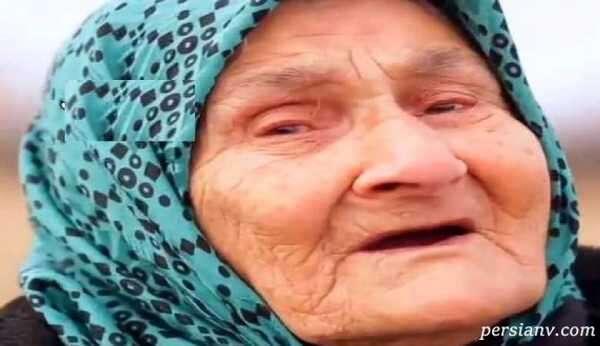گریه ننه گیلانی و دخترش و ماجرای سوءاستفاده از آواز ننه در برنامه زنده