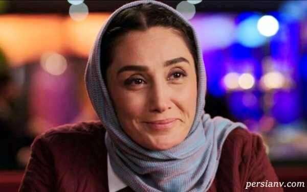 عکس سانسور شده از هدیه تهرانی در همگناه