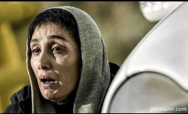 هدیه تهرانی در همگناه