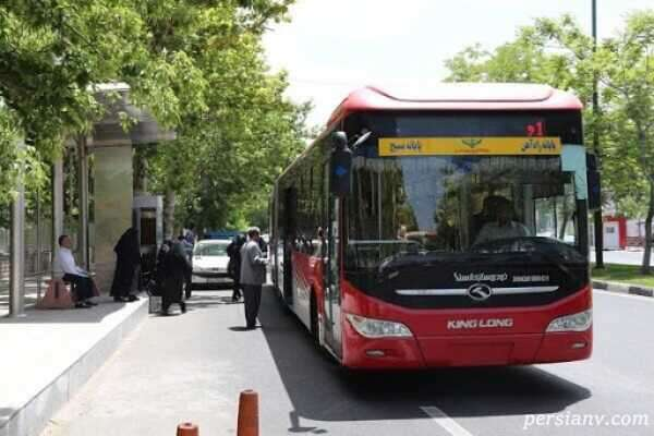 میزان افزایش کرایه اتوبوس و مترو در سال ۱۴۰۰