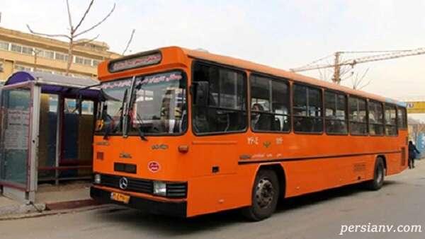 افزایش کرایه اتوبوس