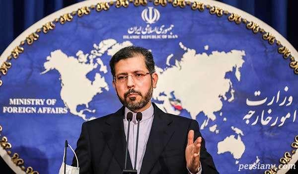 سخنگوی وزارت خارجه