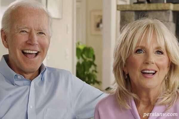 پوشش همسر جو بایدن جنجالی شد
