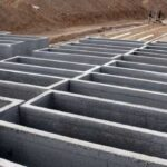 ساخت قبرهای پیش ساخته ۴طبقه در بهشت زهرا