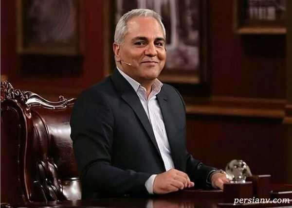 شوکه شدن مهران مدیری از سورپرایز جشن تولدش در برنامه دورهمی