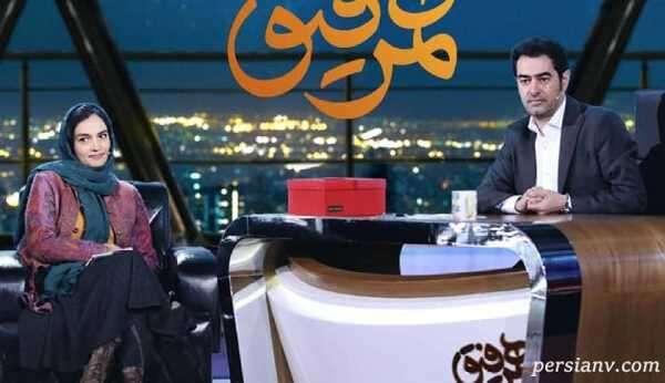 همخوانی میترا حجار و شهاب حسینی در برنامه هم رفیق