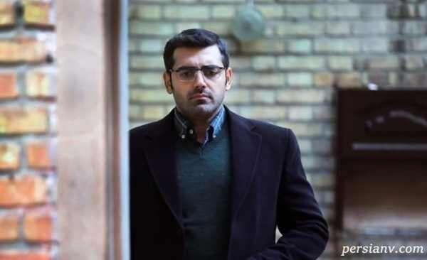 محمدرضا رهبری بازیگر بچه مهندس ۴ و همسرش