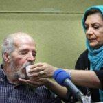درد دل های دردناک و ناراحتی محسن قاضی مرادی و همسرش در آنتن زنده