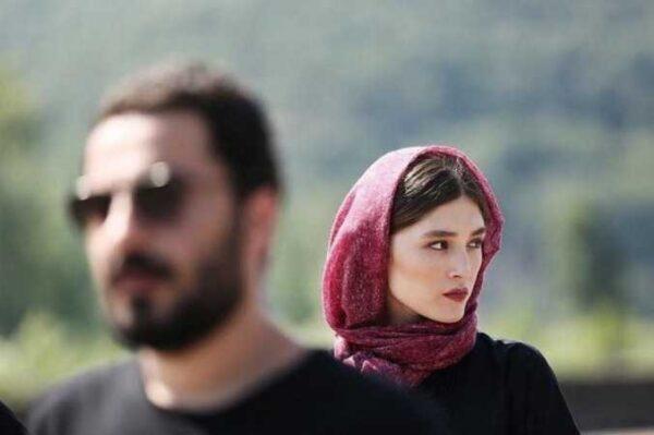 ست کردن لباس های نوید محمدزاده و فرشته حسینی سوژه کاربران شد