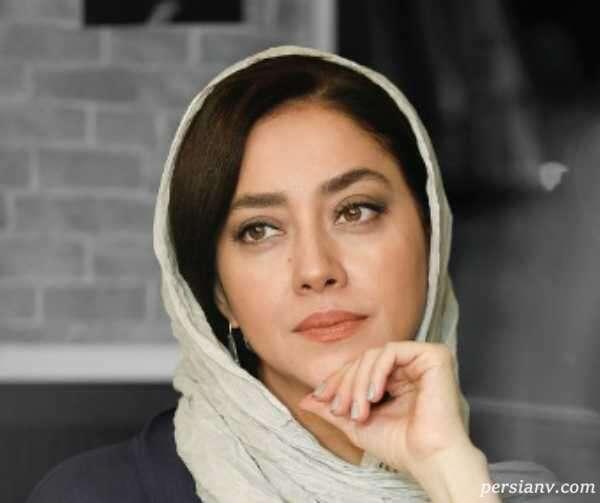 عکس بهاره کیان افشار بازیگر در مرکز خرید خلوت در تهران