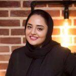 عکس تولد نرگس محمدی با حضور بهاره , نیوشا و الهام حمیدی